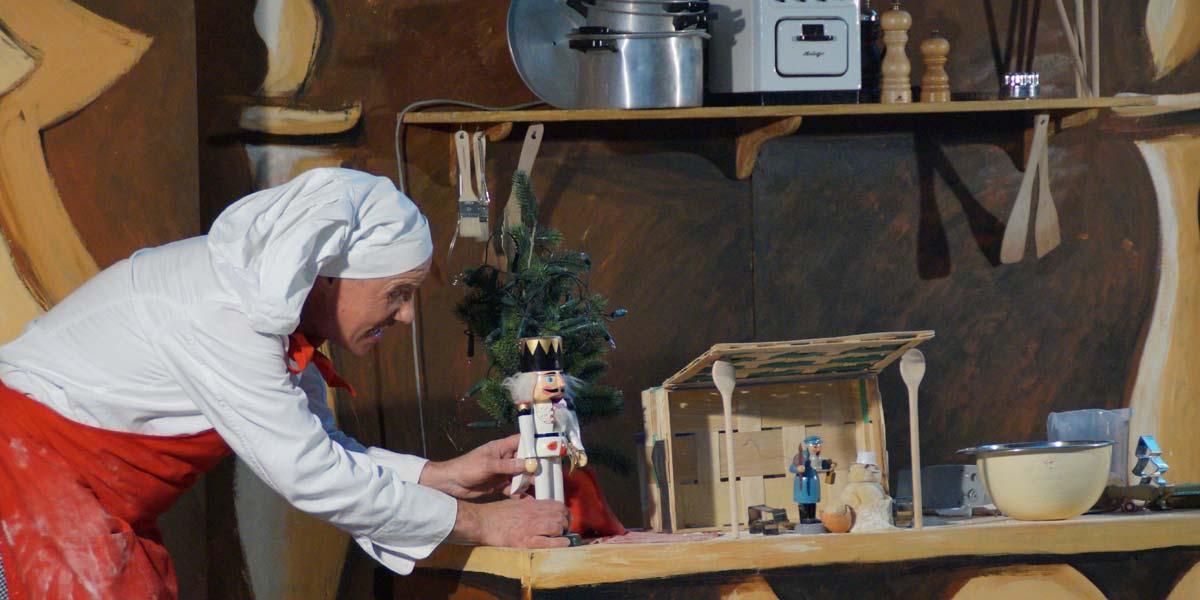 Weihnachtsbäckerei 2015