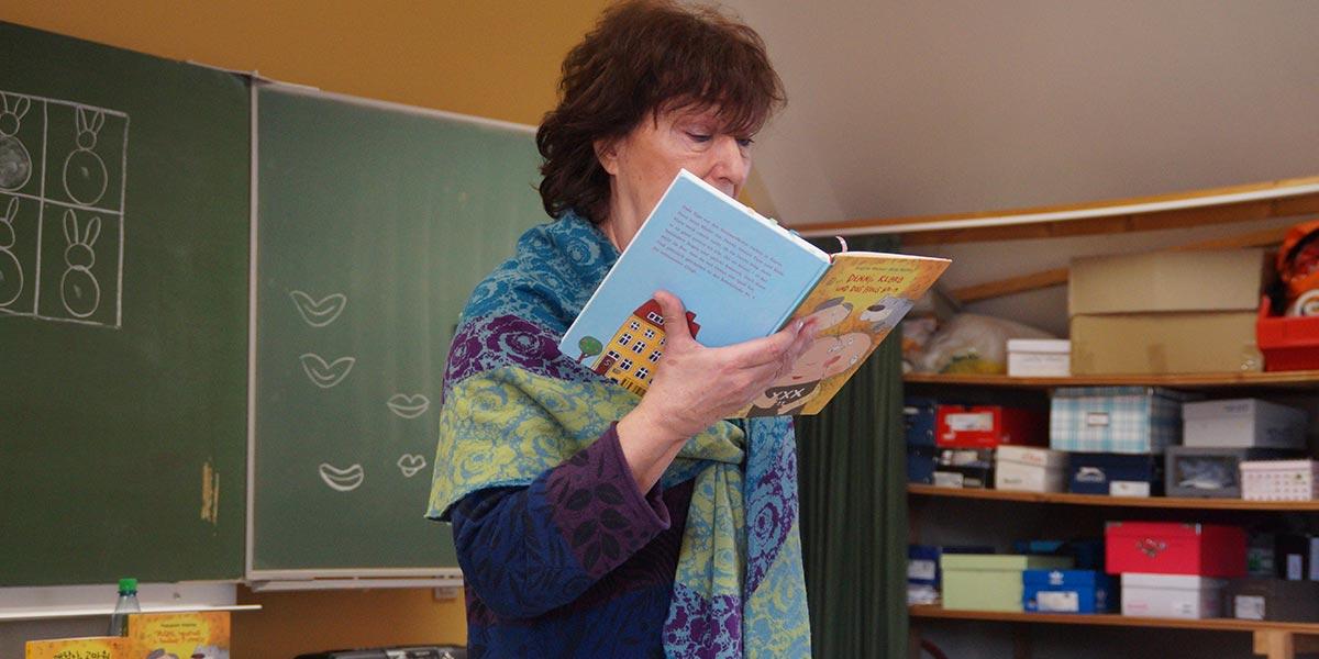 Lesung mit Brigitte Werner
